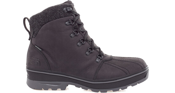The North Face M's Ballard Duck Boot TNF Black/Zinc Grey